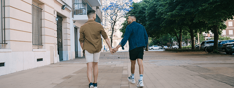 Gays in the city
